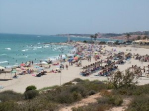 Playa Campoamor (image hosted by www.masa-international.nl)